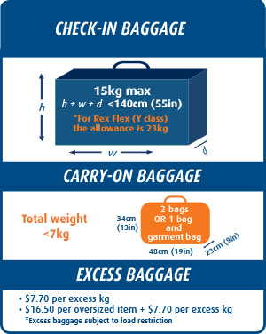 Before You Fly    Baggage Allowance d5be1a78ecc34